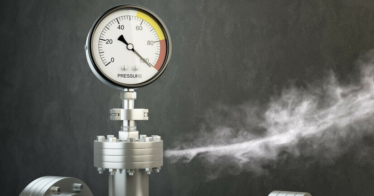 Boiler Pressure Too High